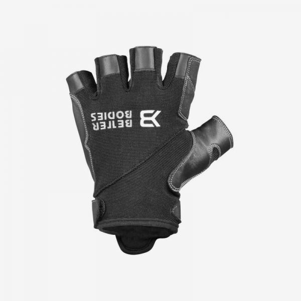 Better Bodies - Pro Gym Gloves, schwarz