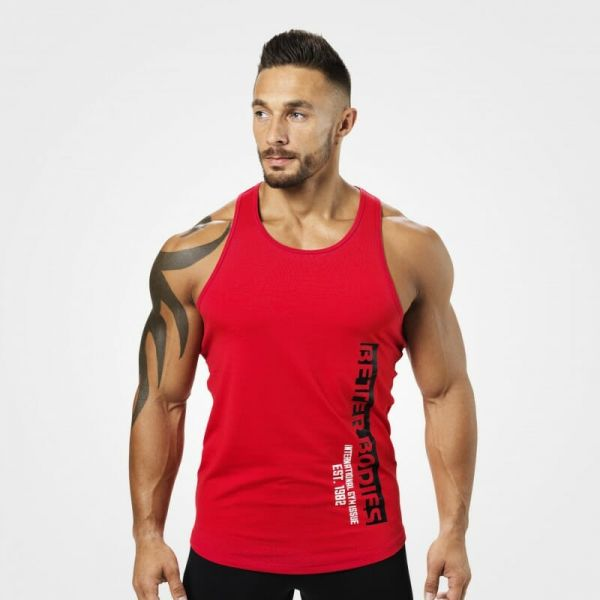 Better Bodies - Performance T-Back, red