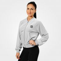 Better Bodies - Bowery Zip Jacket, frost grey
