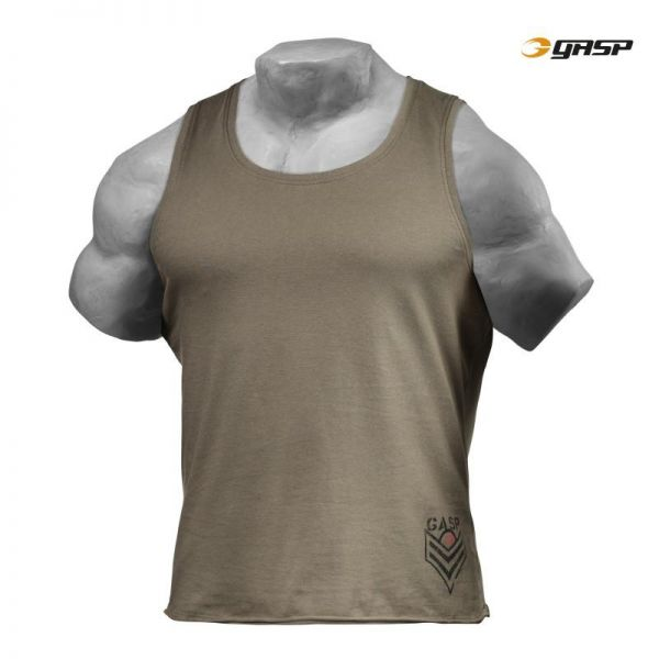 Gasp - Broad Street Tank Top, washed green