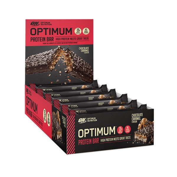 Optimum Nutrition - Protein Bar, 10 Riegel à 60g