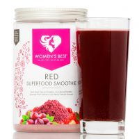 Women's Best - Roter Superfood Smoothie, 400g Dose