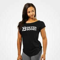 Better Bodies - Gracie T-Shirt, schwarz