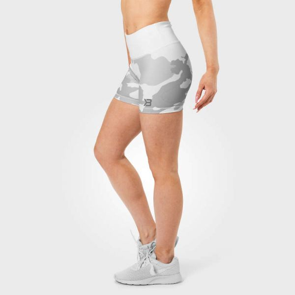 Better Bodies - Chelsea Hot Pants, white camo