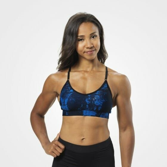 Better Bodies - High Line Short Top, strong blue