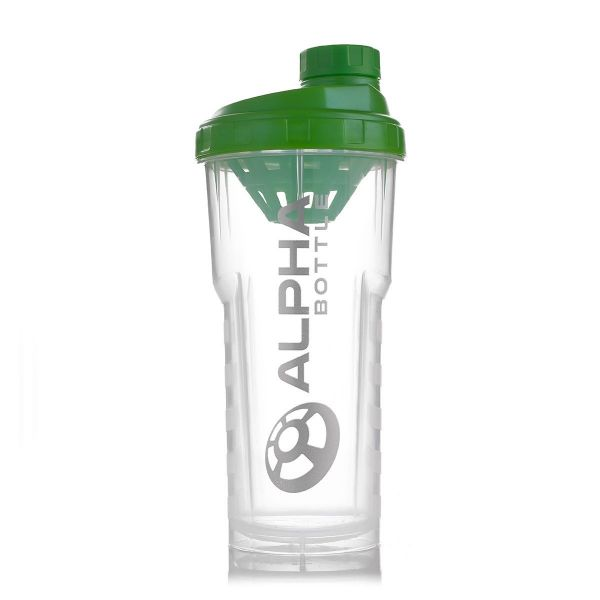Alpha Designs - Bottle Shaker 750ml grün