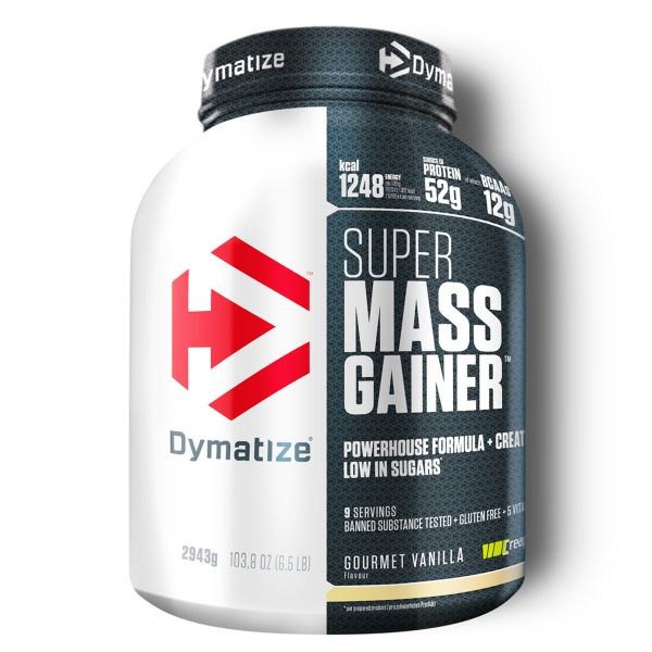 Dymatize - Super Mass Gainer, 2943g Dose