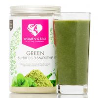 Women's Best - Grüner Superfood Smoothie, 400g Dose