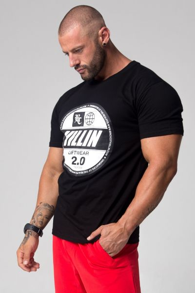 Villin - Mighty T-Shirt, schwarz