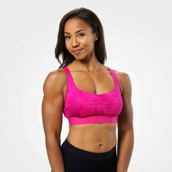 Better Bodies - Fitness Sport BH, pink print