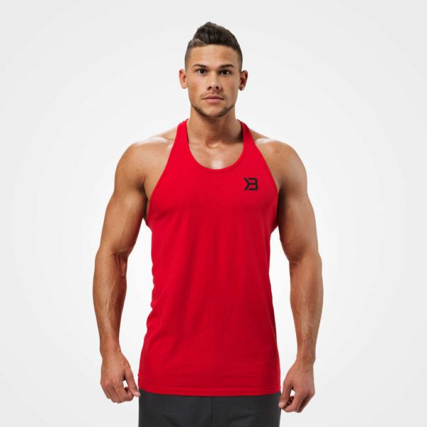 Better Bodies - Hamilton Tank Top, rot