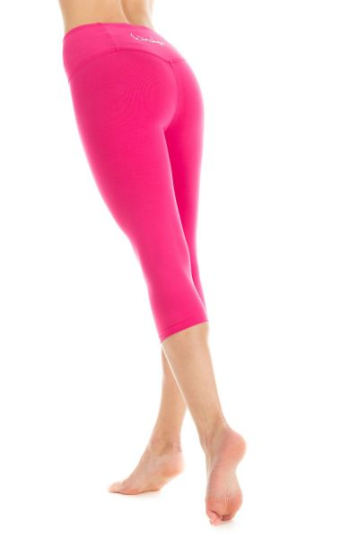 Winshape - 3/4-Slim Tights WTL2, pink