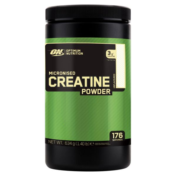 Optimum Nutrition - Creatine Pulver, 634g Dose