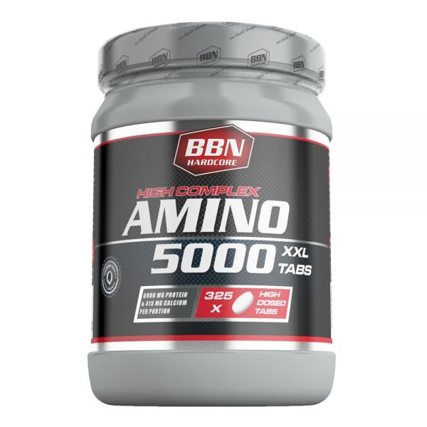 Best Body Nutrition - Amino 5000 Tabs, 325 Stück
