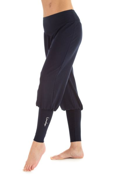 Winshape - Manschettenhose WH6, night blue