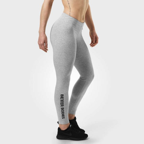 Better Bodies - Kensington Leggings, white melange