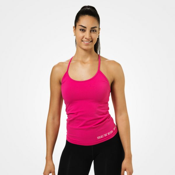 Better Bodies - Chrystie Tank Top, hot pink