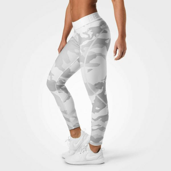 Better Bodies - Chelsea Tights, white camo