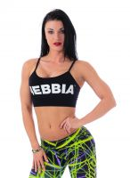 Nebbia - Hostess Mini Top Sport BH, schwarz