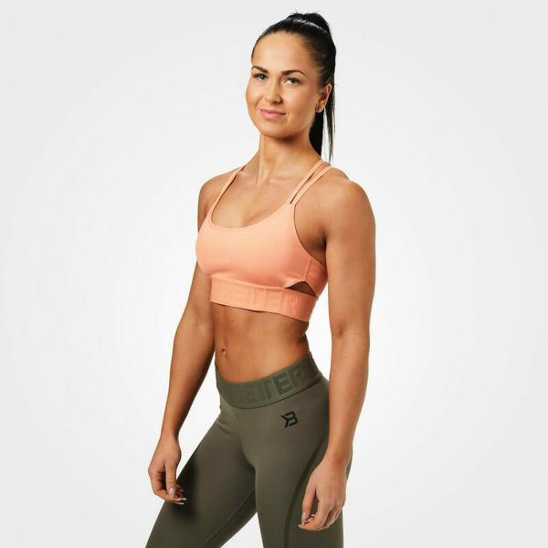 Better Bodies - Astoria Sports Bra, peach