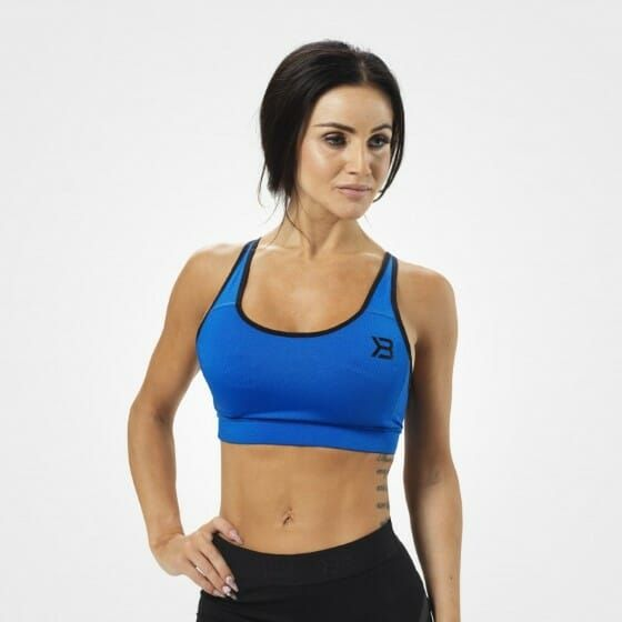 Better Bodies - Sports Bra, strong blue