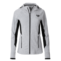 Women's Best - Fit Zip Jacke, grau