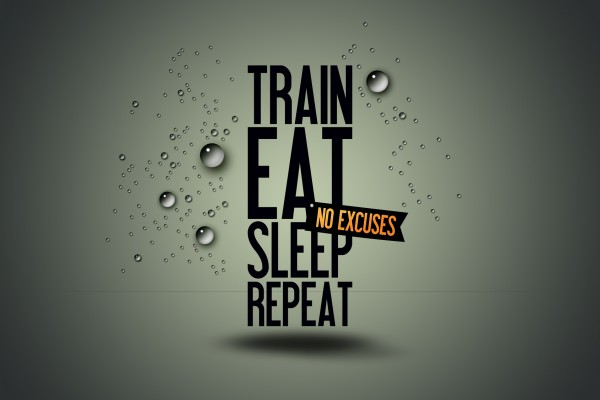Train-Eat-Sleep-Repeat