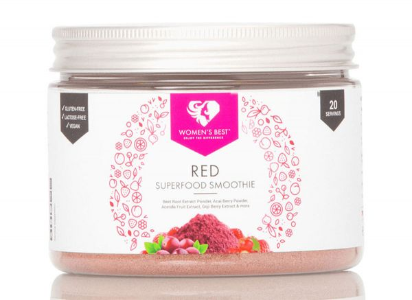 Women's Best - Red Superfood Smoothie, 200g Dose
