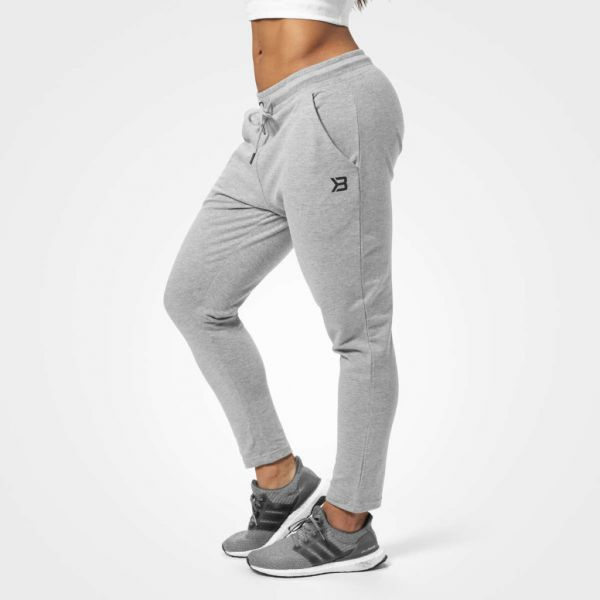 Better Bodies - Astoria Sweat Pants, grey melange