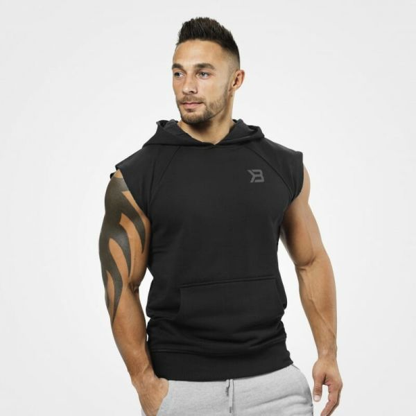 Better Bodies - Hudson Sleeveless Sweater, black