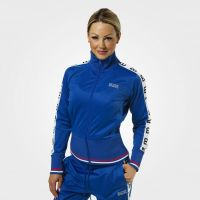Better Bodies - Trinity Track Jacket, strong blue