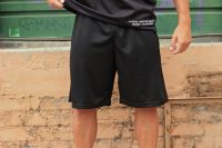 Adonis Gear - Essentials Shorts, schwarz