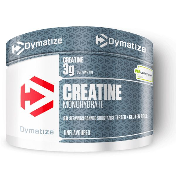 Dymatize - Creatine Monohydrate Pulver, 300g Dose