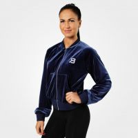 Better Bodies - Bowery Zip Jacket, dark navy