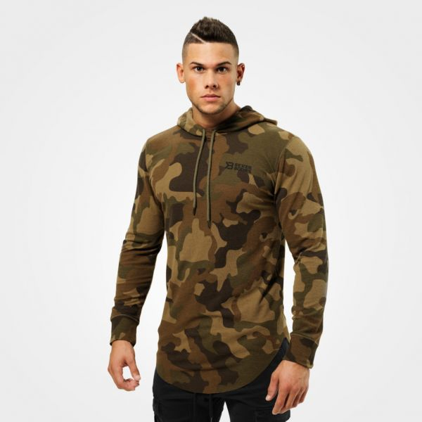 Better Bodies - Stanton Thermal Hoodie, camo