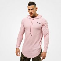 Better Bodies - Stanton Thermal Hoodie, light pink