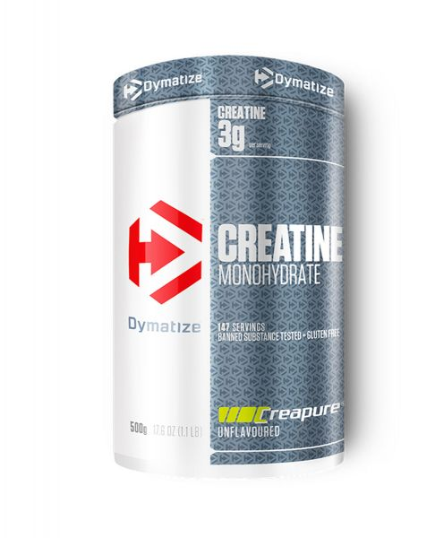Dymatize - Creatine Monohydrate Pulver, 500g Dose