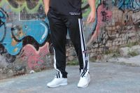 Adonis Gear - Retro Pants, schwarz