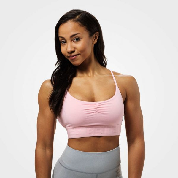 Better Bodies - Chelsea Sports Bra, pale pink