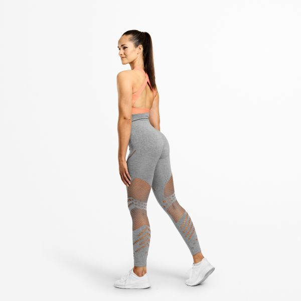 Better Bodies - Waverly Tights, grey melange
