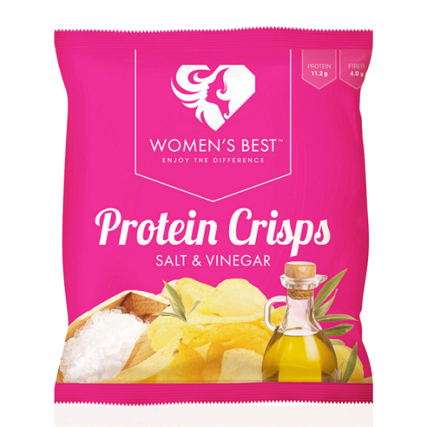 Women's Best - Protein Chips, 1x25g