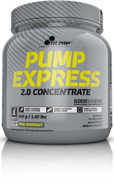 Olimp - Pump Express 2.0 Concentrate, 660g Dose
