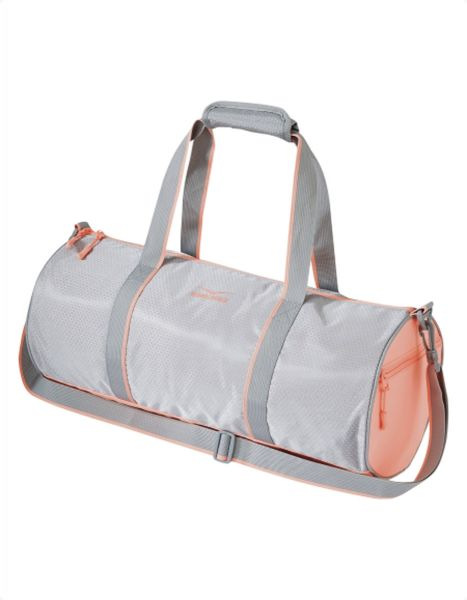 Venice Beach - Sporttasche Beth Small Roll Bag, silber-pink