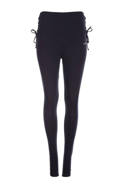 Winshape - Extra Long Tights WTL14 mit verstellbarem Bund, night blue