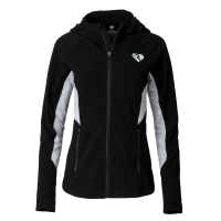 Women's Best - Fit Zip Jacke, schwarz