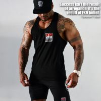 FKN Gym Wear - Gunshow Tank Top, schwarz