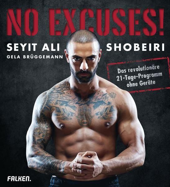 Buch - No Excuses!