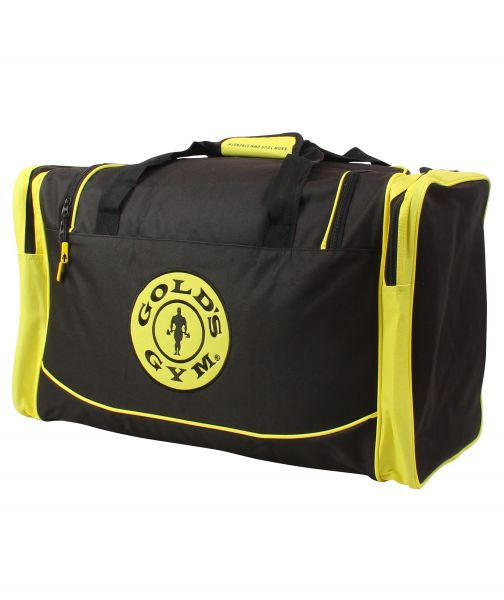 Gold's Gym - Sportbag Trainingstasche, schwarz