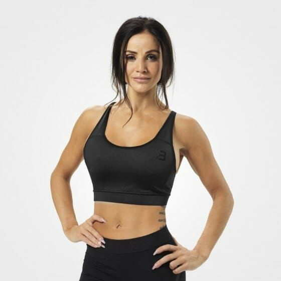 Better Bodies - Sports Bra, schwarz
