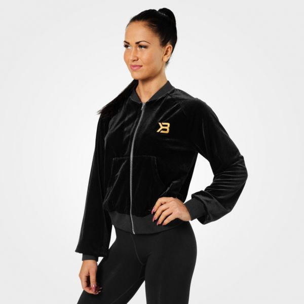 Better Bodies - Bowery Zip Jacket, black